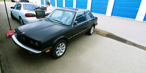 1984 bmw 318i for sale or trade