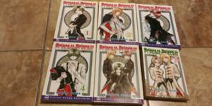Manga for sale