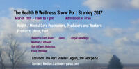 The Health & Wellness Show Port Stanley 2017