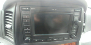 Wanted 2005 2006 navigation radio for my jeep