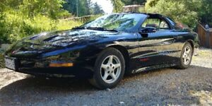 1995 Pontiac Firebird Formula Coupe (2 door)