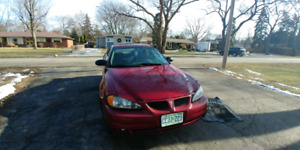 2004 Pontiac Grand Am SE BEST OFFER WILL GET IT