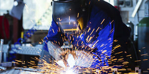 We offer mobile welding, custom fabrication and millwrighting