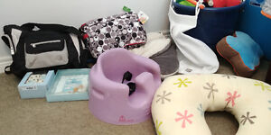 Various baby items for sale- prices in ad