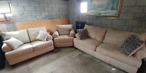 3 peice couch for sale
