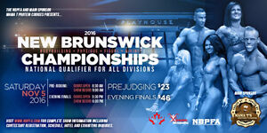 NB Bodybuilding & Physique Championships