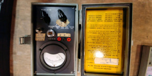 Old Multimeters  have 20 or more $100 takes all