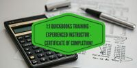 1:1 Quickbooks Training, Full Cycle Bookkeeping, Income Tax Prep