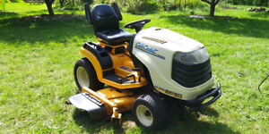 "Cub Cadet Riding Lawn Mower (54"" Deck)"