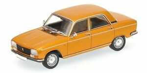 1972 PEUGEOT 304 - GOLD METALLIC by Minichamps   400112761