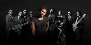 Usher & The Roots @ Calgary Stampede