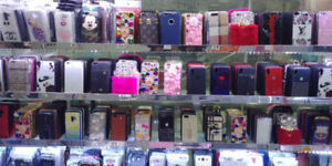 KB SHOP cell phone accessories in Longueuil / South Shore.