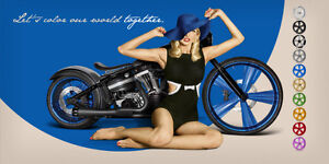 performance machine NEW wheel for harley indian victory