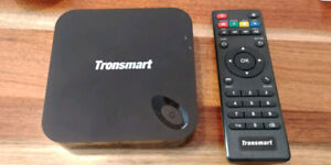 Android TV box: Tronsmart MXIII Android 4.4.2