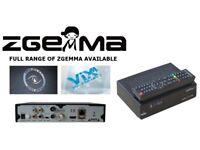 Genuine WHOLESALE Zgemma Boxes BULK BUY H4 i55 Star LC H2 H2S H2H H5 H52TC cable twin combo box IPTV