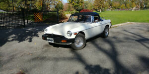 1977 MGB  Mark IV Roadster for Swap/Trade