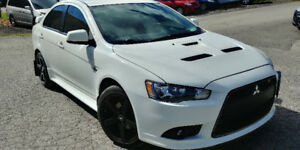 2012 Mitsubishi Lancer ralliart Sedan new price