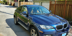 2011 BMW X6 35i SUV, Crossover - Vancouver