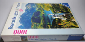 Two Good Quality ( Ravensburger ) Puzzles Each One Is 35 Dollars