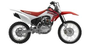 HONDA CRF150r with RECLUSE CLUTCH