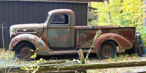 1941 Ford 3/4 ton step-side pickup truck