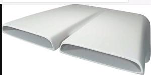 Wanted Plymouth duster snorkel hood scoop