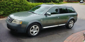 2001 Audi Allroad Quattro - AS IS