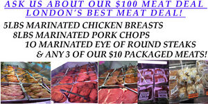 THE $100 MEAT DEAL YOU CANNOT BEAT!