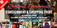 Consignment Popup Christmas Extravaganza