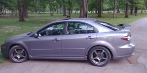 2006 Mazda 6 Sport GT
