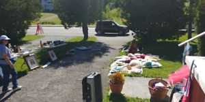 Yard Sale -Rothesay Road