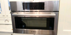 Bosch Convection Microwave Built in Oven