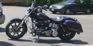 1978 Harley Davidson Shovelhead Dual Belt