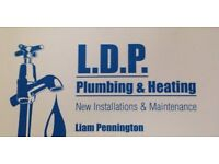 Plumber/heating engineer