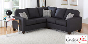 Brand NEW Base Pepper 2PC Sectional! Call 306-347-3311!