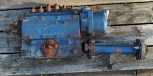 Diesel Engine injection pump, 6 heads, Simms SPE 6A7 5S 318