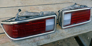 1974 - 1977 Camaro tail lights