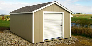 Looking for a Large Shed