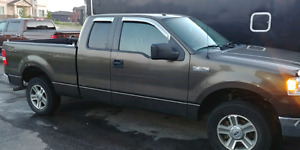 Ford f150 2008 low km excellent condition
