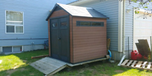 Garden Shed - Keter Fusion
