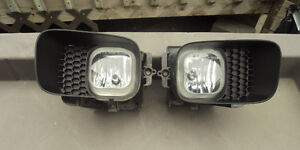 2005 Ford Ranger left & right fog lights with surrounding bezels Edmonton Edmonton Area image 1