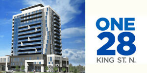 One28 on King St Waterloo - Great Investement! Cash Incentive!!