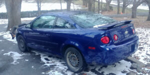2007 Cobalt LT coupe 5 spd. $500.