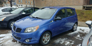 2009 Pontiac Wave G3 Hatchback