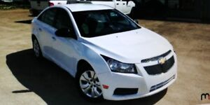 2012 Chevrolet Cruze  LS+w/1SB     Accident Free