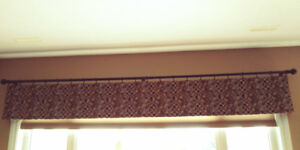 Valances Professionally Made