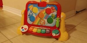 vTech Paint and Learn Art Easel