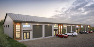 Commercial shop space for lease in Oak Bluff