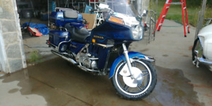 Honda Goldwing 1100 Intestate motorcycle