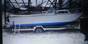 20  Maratime motorboat